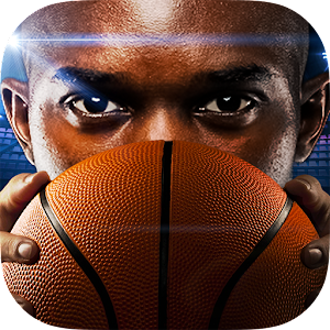 Slam Dunk Real Basketball - 3D Hoop Icon