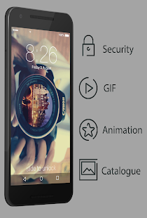 Photography Live Screen Locker - screenshot