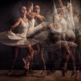 The Dancers by Dennis Bater - Digital Art People
