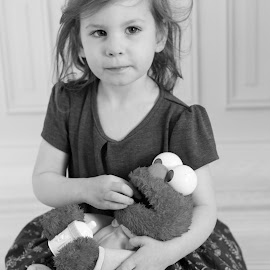 Thinking  by Orla Willis - Babies & Children Toddlers ( children candids, child photography, child portrait, children, childhood )