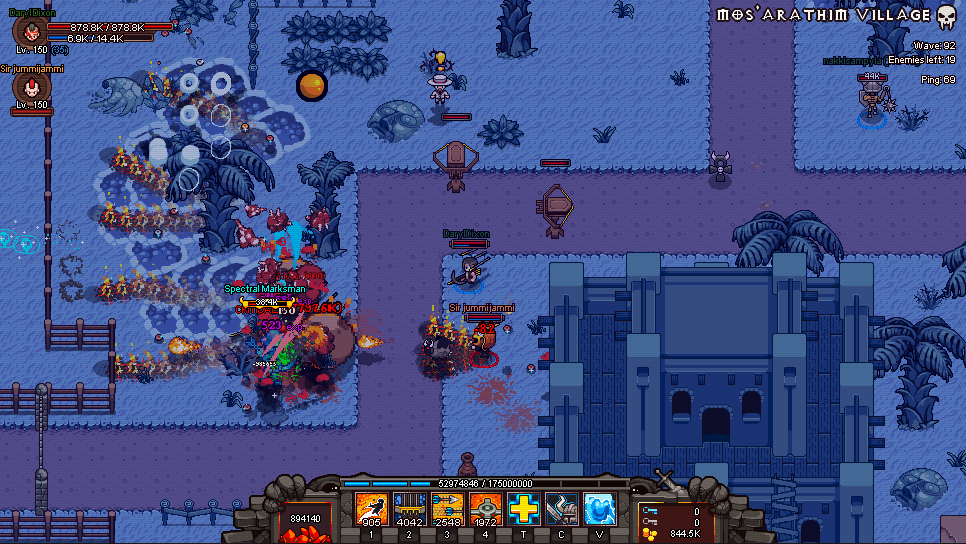 Hero Siege: Pocket Edition Screenshot 1