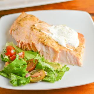 Baked Greek Salmon Recipes