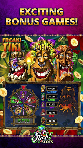 Hit it Rich! Free Casino Slots screenshot 5