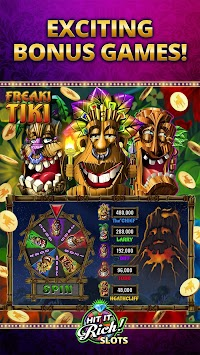 Hit It Rich! Gratis Casino Slots APK screenshot thumbnail 5