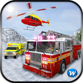 Free Download Offroad Snow Emergency Rescue APK for Samsung