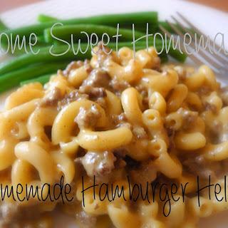 Hamburger Helper Recipes