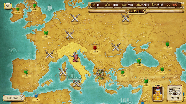 Empire Manager: Gold APK screenshot thumbnail 2