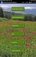 Screenshot of Colorado Rocky Mtn Wildflowers