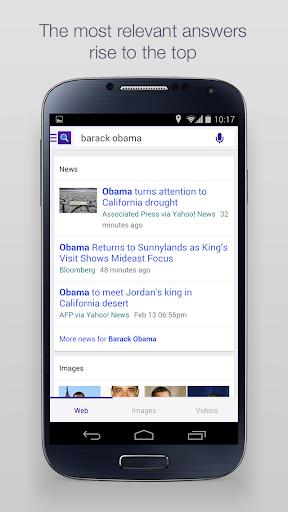 Yahoo Search screenshot 3