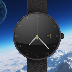 Orbital Tri-face Watch Face