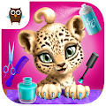 Game Jungle Animal Hair Salon - Wild Pets Makeover apk for kindle fire