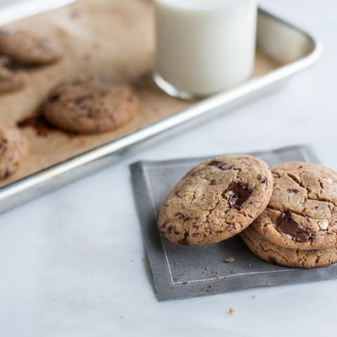 Small Batch Chocolate Chunk Cookies