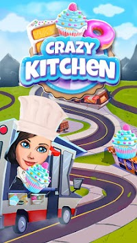Crazy Kitchen APK screenshot thumbnail 5
