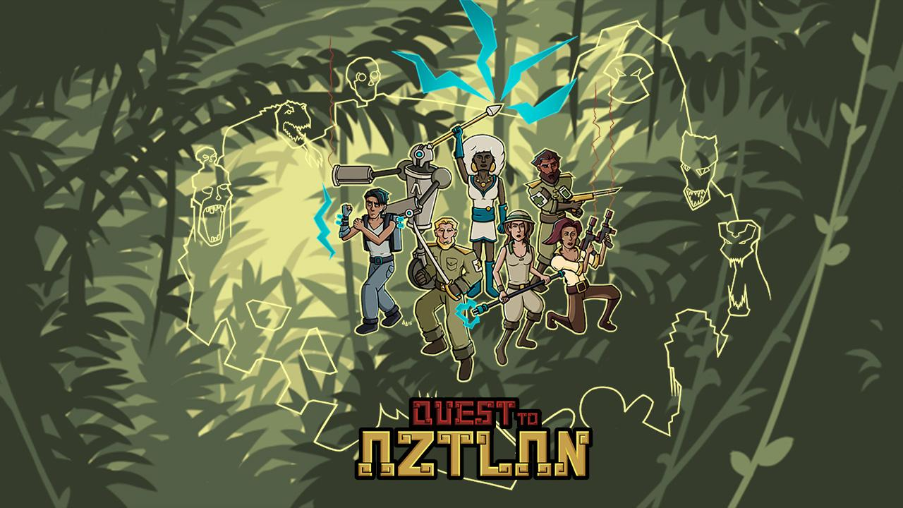 Quest to Aztlan Screenshot 0