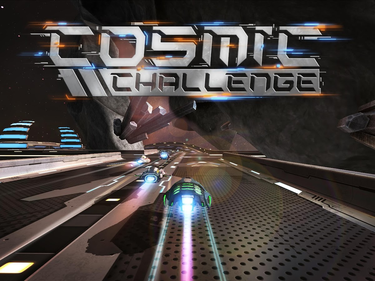 Cosmic Challenge Screenshot 5