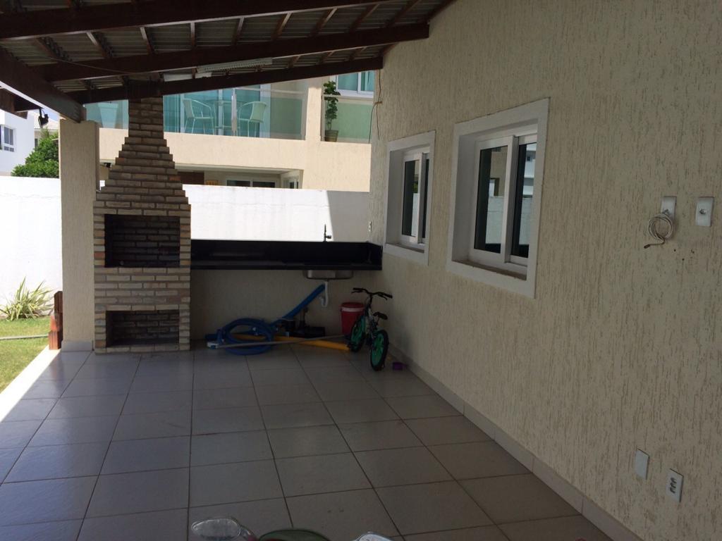Belíssima Casa em condomínio fechado,com 5 dormitórios para alugar, 450 m² por R$ 5.200/mês - Portal do Sol - João Pessoa/PB