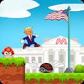 Trump World Adventure - Super Classic Games APK for Bluestacks