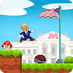 Trump World Adventure - Super Classic Games Icon