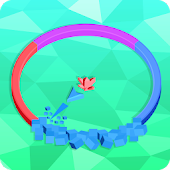 CRYSTAL RUSH! COLOR SWITCH IT! APK for Ubuntu