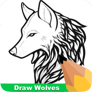 How To Draw Wolves