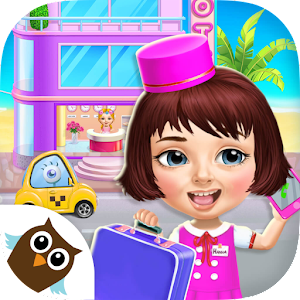 Sweet Baby Girl Hotel Cleanup - Crazy Cleaning Fun For PC