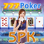 777 Poker Slot Machine 5PK file APK Free for PC, smart TV Download