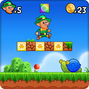 Classical platformer with more than 120 beautiful levels! APK Icon