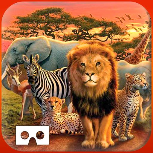 Safari Tours Adventures VR 4D (game)