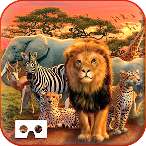 Safari Tours Adventures VR 4D for Android