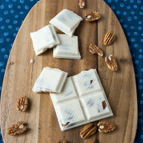 Maple Pecan Coconut Candy Bars