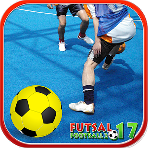 Futsal football 2017 Icon