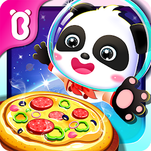 Little Panda Chef's Robot Kitchen-Kids Cooking For PC / Windows 7/8/10 / Mac – Free Download