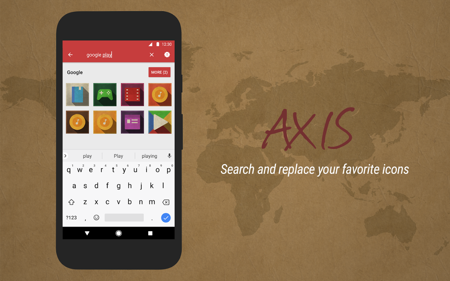 Axis Icon Pack Screenshot 9