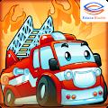 Marbel Firetruck - Pet Fireman