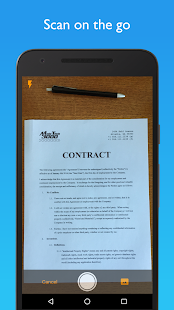 JotNot Pro - PDF Scanner App screenshot for Android