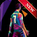 Cristiano Ronaldo Lock Screen APK for Bluestacks