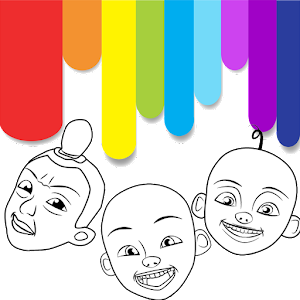 Coloring Book For Upin Ipin APK