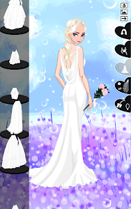 ❄ Icy Wedding ❄ Winter Bride APK