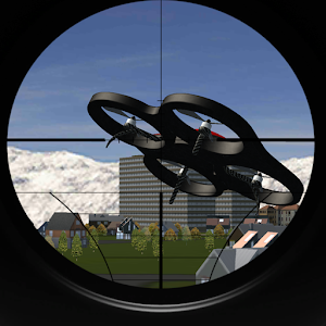 Drone Sniper Simulator APK Cracked Download