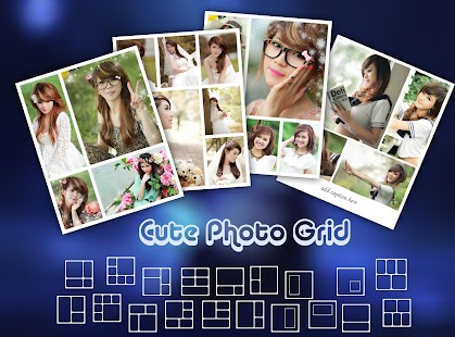 Cute Photo Grid - screenshot