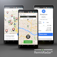 Screenshot of RemitRadar - Money Transfer