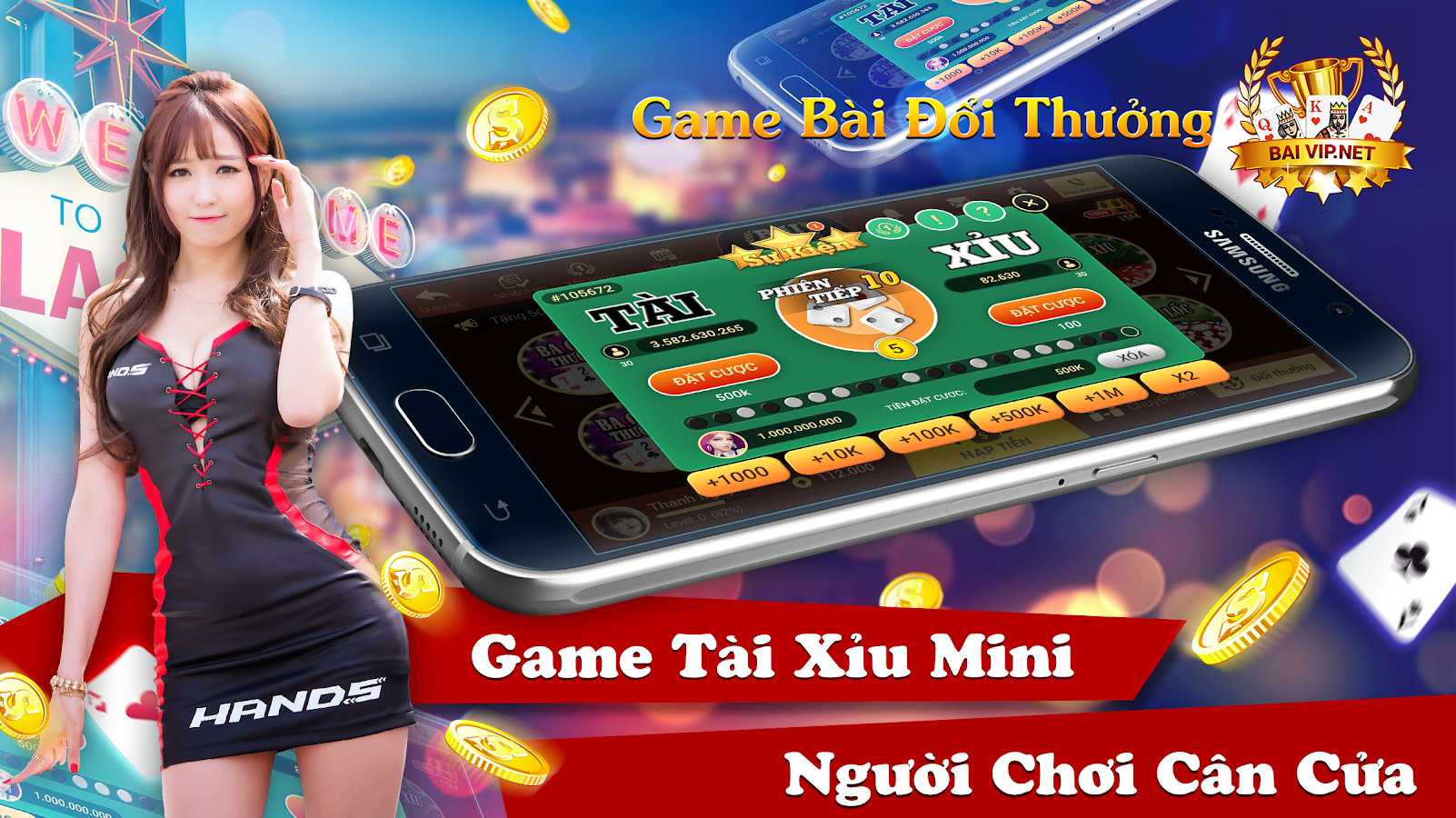 Game Bài Vip Online Screenshot 0