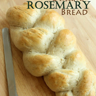 Rosemary Braided Bread