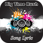 Download Big Time Rush Song Lyric APK on PC