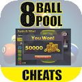 Cheats For 8Ball Pool Prank ! APK for Kindle Fire