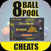 Cheats For 8Ball Pool Prank !