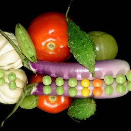 PEAS 7 by SANGEETA MENA  - Food & Drink Ingredients