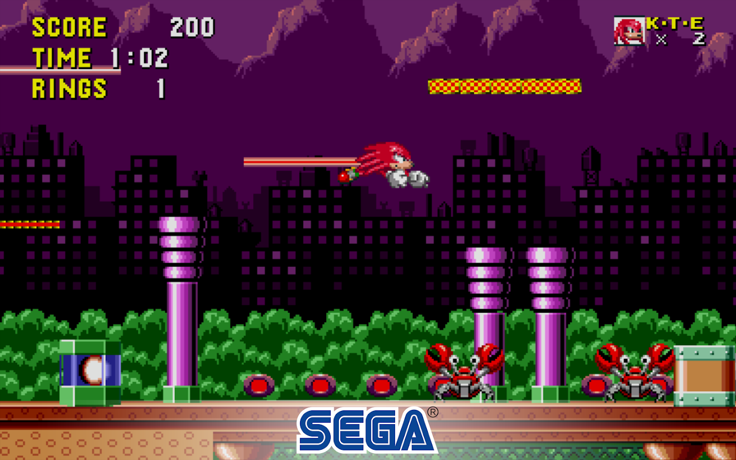 Sonic the Hedgehog™ Classic Screenshot 8