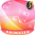 App Melody Live Wallpaper apk for kindle fire