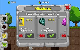 Screenshot of Digger Machine - find minerals